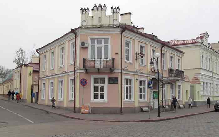 sights of Grodno